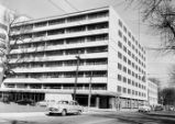 Peachtree-Seventh Building (Peachtree Lofts), Atlanta, Georgia,February 23, 1953.