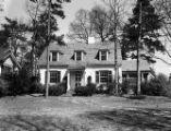 196 Peachtree Way, Atlanta, Georgia 30305, four-bedroom, four-bathroom house built in 1932....
