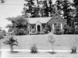 1930s house, Atlanta, Georgia, 1944?