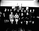 Women's Auxiliary group at Atlanta Labor Temple