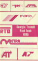 Georgia Transit Fact Book, 1985