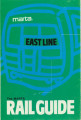 The MARTA Rail Guide: East Line [leaflet], circa 1970s