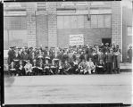 International Union of Mine, Mill, and Smelter Workers Local 123 in Muscoda, Wisconsin, circa 1940s