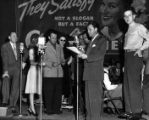 Johnny Mercer at WWII Radio Broadcast