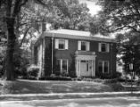 Agnes Scott Alumnae House, 1962