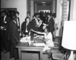 Student Nonviolent Coordinating Committee Conference, Atlanta, 1962 [image 6 of 6]