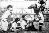 Atlanta Crackers spring training camp clipping (cropped image 1 of 5)