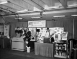 Graphics arts convention display, 1966