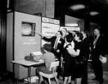 First National Bank, computer demonstration