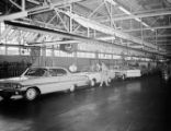 Ford Motor Company automobile assembly plant
