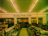 Woolworth Company store and lunch counter (Ansley Mall)