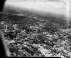 Aerial view of downtown Atlanta, 1959