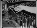 Textile machinery, 1960