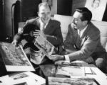 Johnny Mercer and Walt Disney