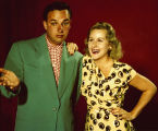 Bob Crosby and Margaret Whiting