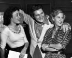 Liberace and Margaret Whiting