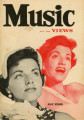 Music Views, 1954-07