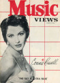 Music Views, 1954-03