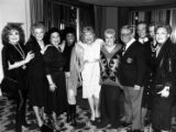 Mel Torme, 4 Girls 4, and unidentified others