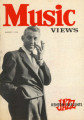 Music Views, 1954-08