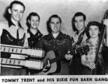 Tommy Trent and his Dixie Fun Barn Gang