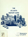 The Atlanta Report Card