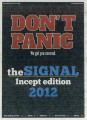 The Signal, Summer 2012