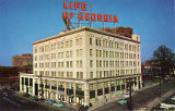 Life of Georgia building [postcard], 1957
