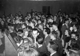Students at the Get Acquainted Dance, circa 1940s