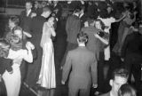 Students dancing at the Get Acquainted Dance, circa 1940s