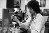 Dr. Sally Meyer, Georgia State University Biology Department, 1983