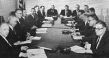Collective bargaining negotiations between Boeing and the IAMAW, 1966