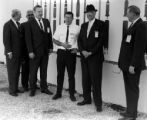 IAMAW Officials visit Kennedy Space Center, 1965