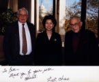 Bill Usery and Elaine Chao, 2000s