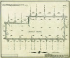 Atlanta Cadastral Survey, Tax District 8, Sheet 27